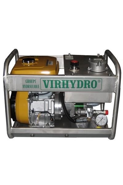 groupe hydraulique essence virhydro hydraulique autonome virhydro the fishing machine. Black Bedroom Furniture Sets. Home Design Ideas